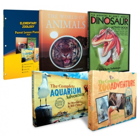 Elementary Zoology Curriculum Only $48.15! (Reg. $85!)