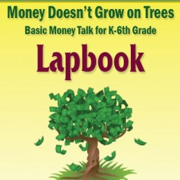 Financial Responsibility Lapbook Only $1.50! ( Grades K-6)