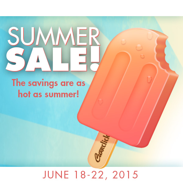 Currclick Summer Sale - Up to 60% Off!