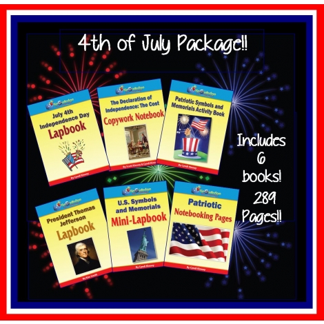 4th of July Learning Bundle Only $8.99! (Reg. $30!)