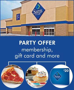 Sam's Club Membership Only $45 + Free $20 Gift Card & Food! ($145 Value!)