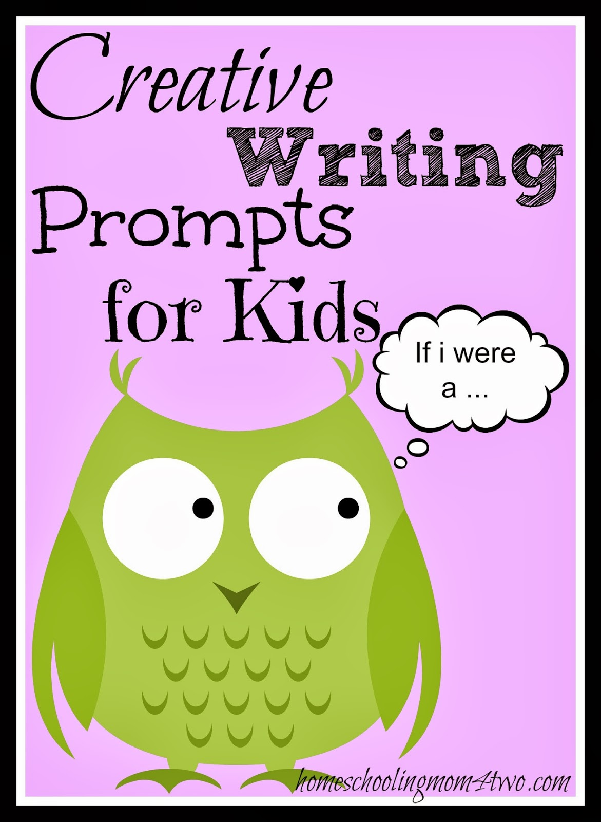 FREE Creative Writing Prompts for Kids