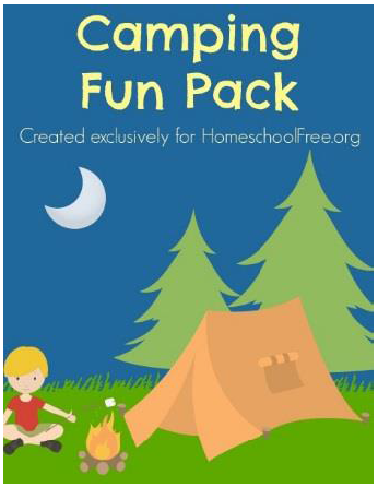 FREE Camping Fun Pack