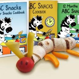 FREE ABC Snacks Cookbooks