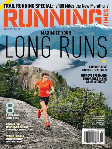 Running Times Magazine Only $5.99/Year!