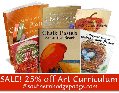 You ARE an Artist Sale - 25% Off Everything!