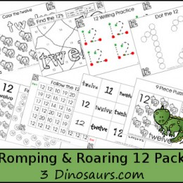 FRE Romping and Roaring Pack 12