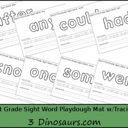 FREE Sight Words pack
