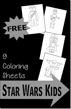 FREE Coloring Sheets