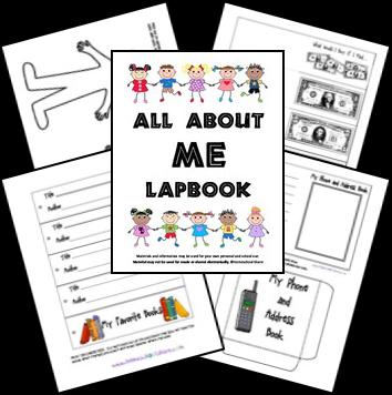 FREE Lapbook