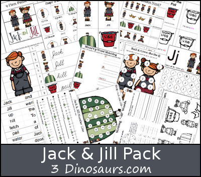FREE Jack and Jill Pack