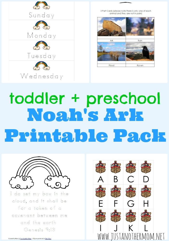 FREE Noah's Ark Pack