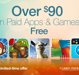 Free Android Apps: Over $90 Value!