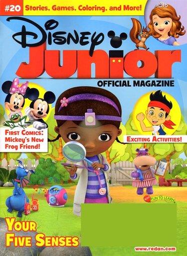Disney Junior Magazine Only $13.99/Year!