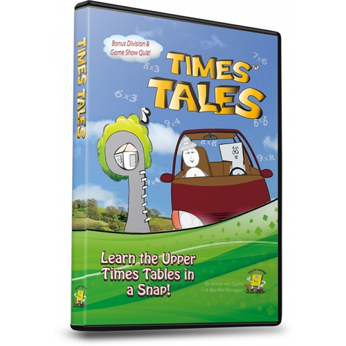 NEW Times Tales DVD Only $18 (Reg. $30!)