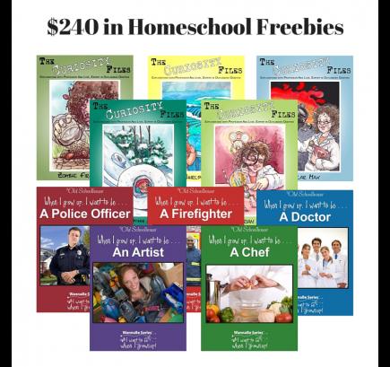 Free Back-to-School Bundle ($240 Value!)