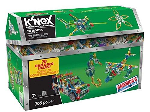 K'NEX 70 Model Building Set Only $20.79 (Reg. $45!)