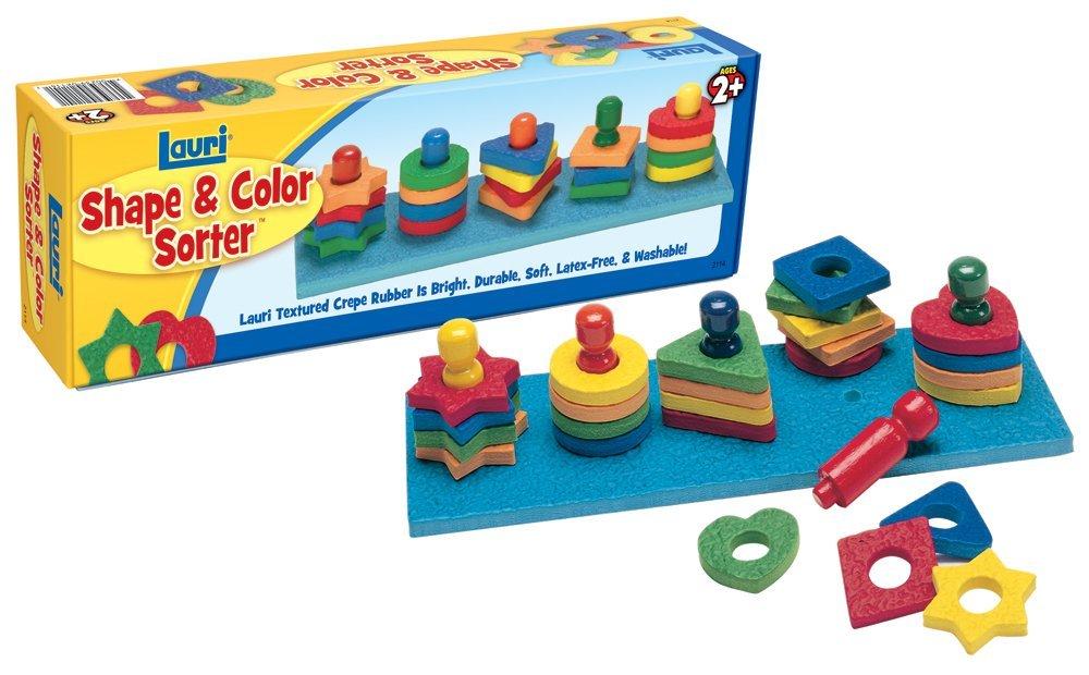 Lauri Shape & Color Sorter Only $10.95 (Reg. $15!)