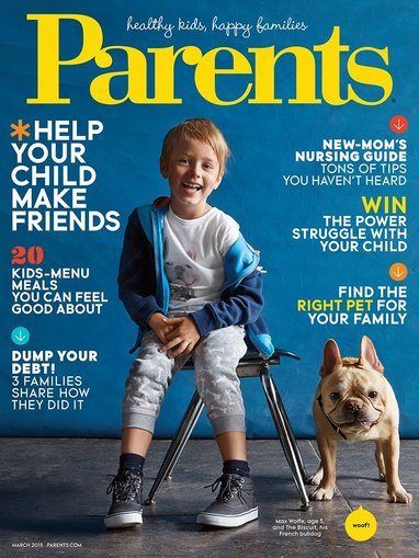Parents Magazine Only $4.99/Year!