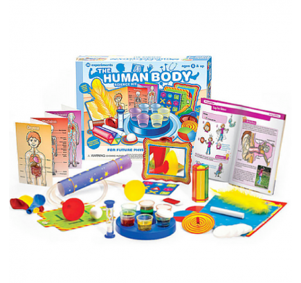 Little Labs Human Body Science Kit Only $22.49! (Reg. $40!)
