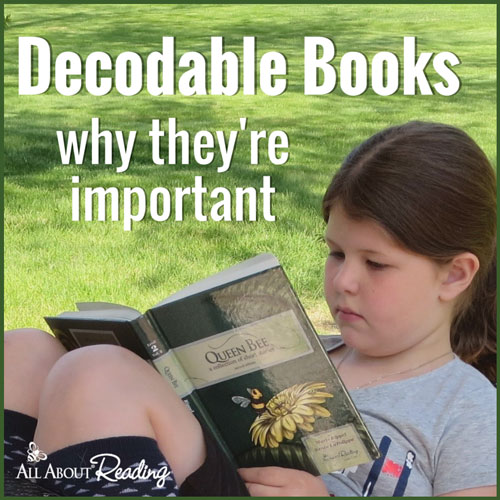 Why Decodable Books Are Important