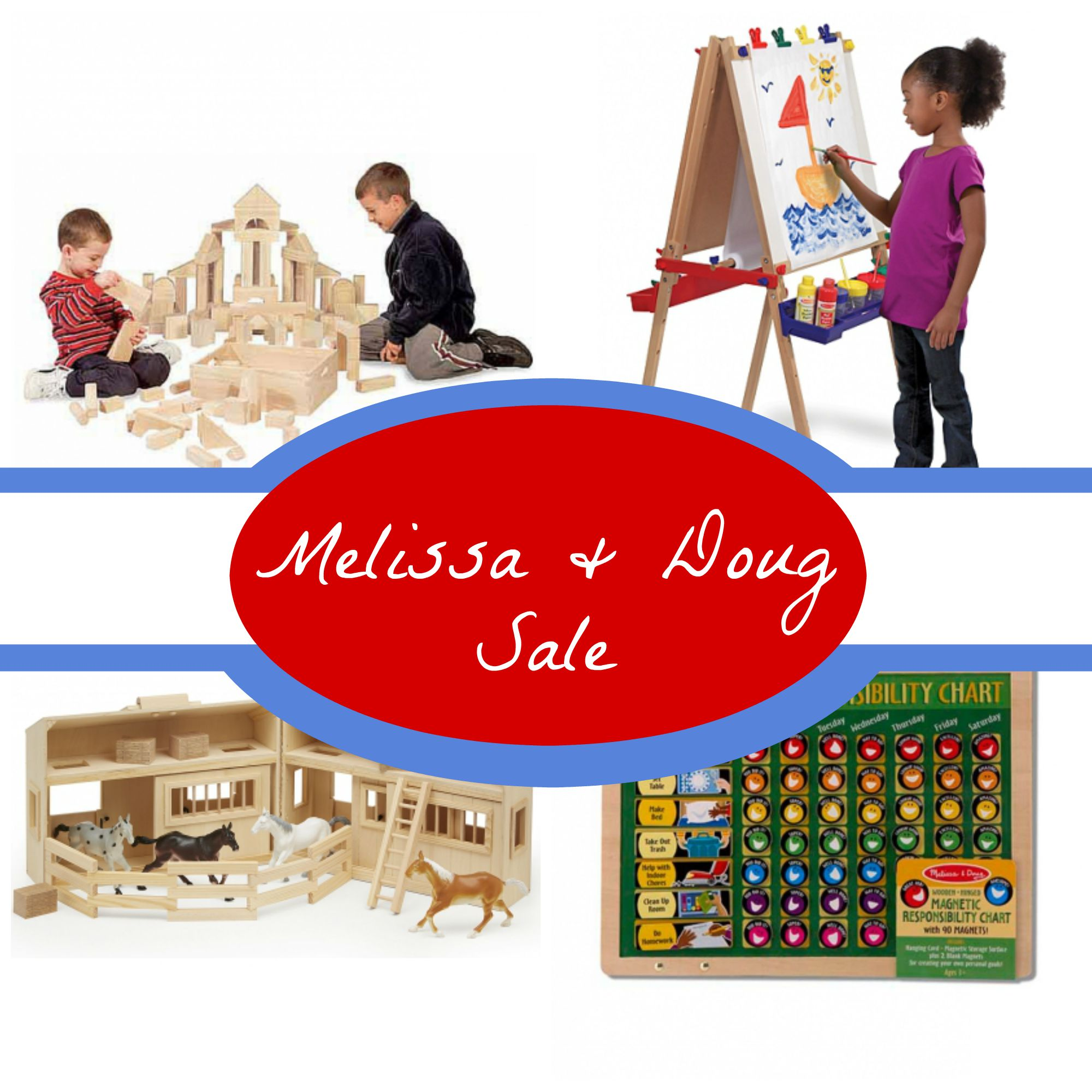 Melissa & Doug Sale - Up to 50% Off!
