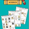 Ease your way into the new school year with these awesome and fun Back to School Sudoku Puzzles from 123 Homeschool 4 Me! #homeschoolers #homeschooldays #homeschoollife #homeschoolrocks