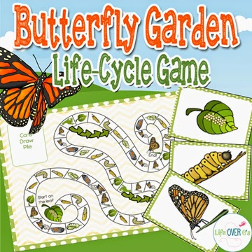 FREE Butterfly Game