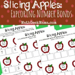 FREE Apple Slices Printable