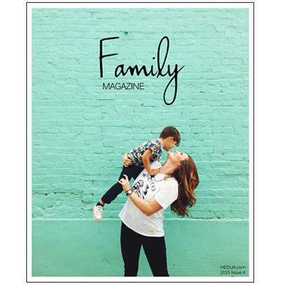 Family Magazine Only $25/Year!
