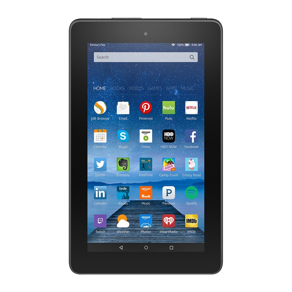 """NEW 7"""" Kindle Fire Tablet Only $49.99! (Pre-Order Only!)"""
