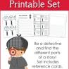 FREE Story Detective Printable Set