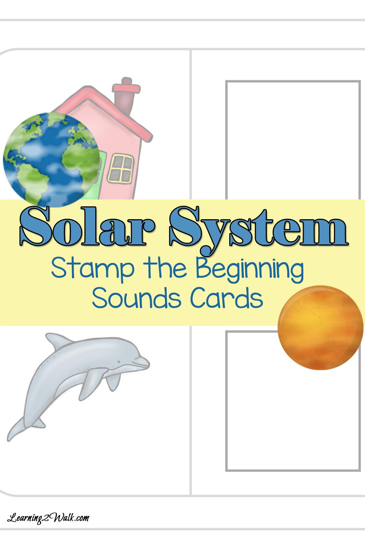 FREE Solar System Printables