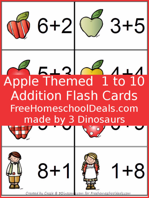 FREE Addition Cards