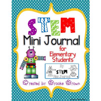 Free STEM Mini Journal