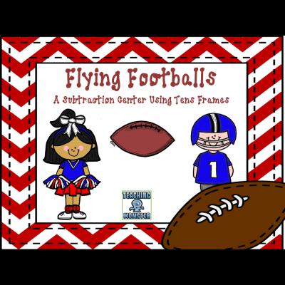 Free Flying Footballs Subtraction Unit