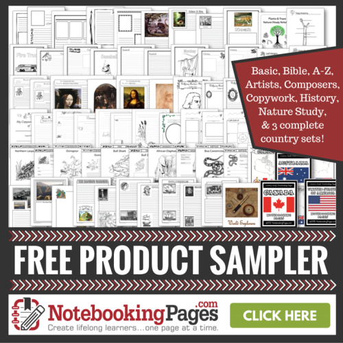Free Notebooking Page Sampler (600+ Pages!)