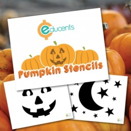 Free Pumpkin Carving Stencils (Family Friendly!)