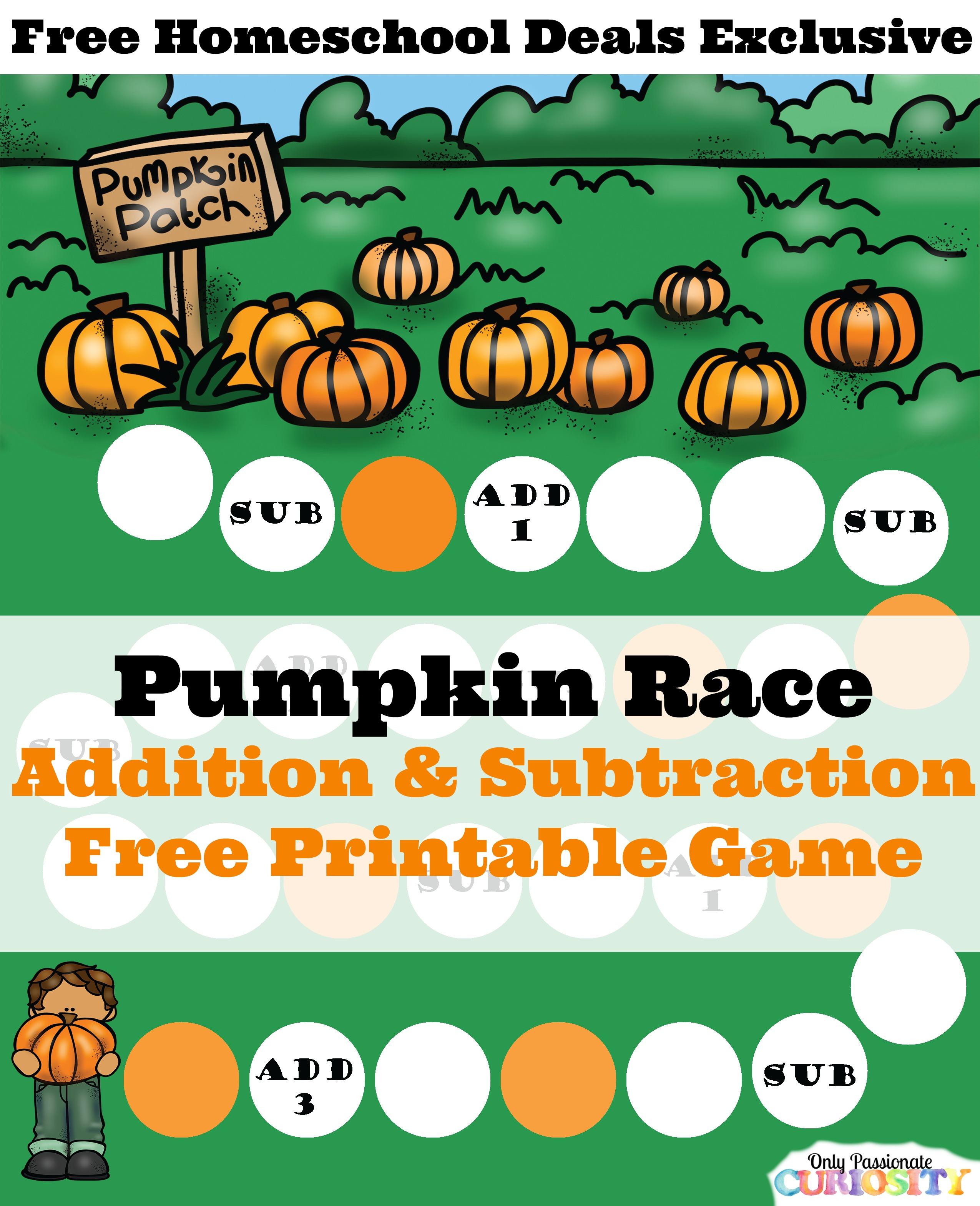 Pumpkin Race FHD