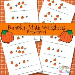 FREE Pumpkin Math