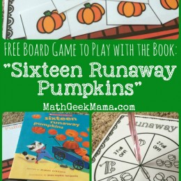 FREE Pumpkins Board Game