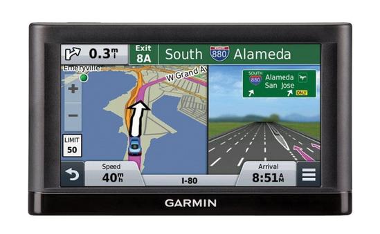 Garmin nüvi GPS System Only $80 - Today Only!