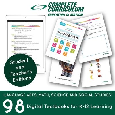 Complete K-12 Ultimate Homeschool Package Only $84.60! (Reg. $154.44!)