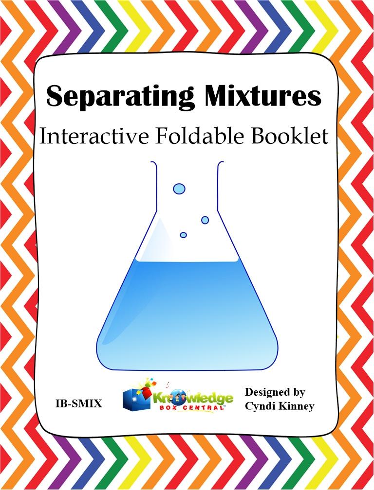 Free Separating Mixtures Mini Book