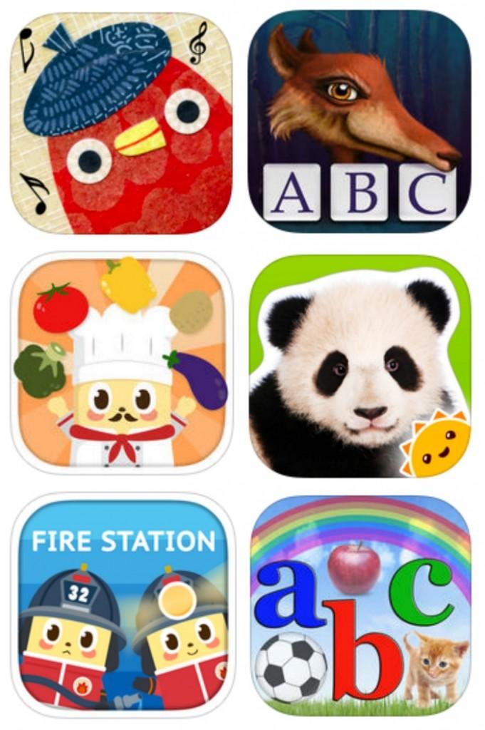 Black Friday Free Apps for Kids!