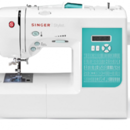 58% OFF SINGER Computerized Sewing Machine with DVD only $125 (reg. $299!)