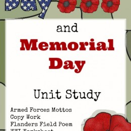 FREE Memorial/Veterans/Armed Forces Day Pack!