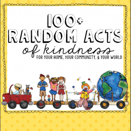 FREE Random Acts of Kindness
