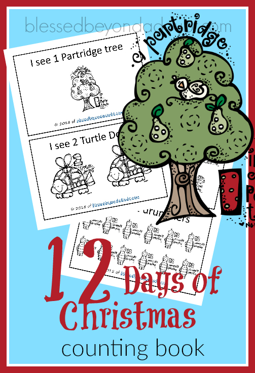 FREE 12 Days of CHristmas