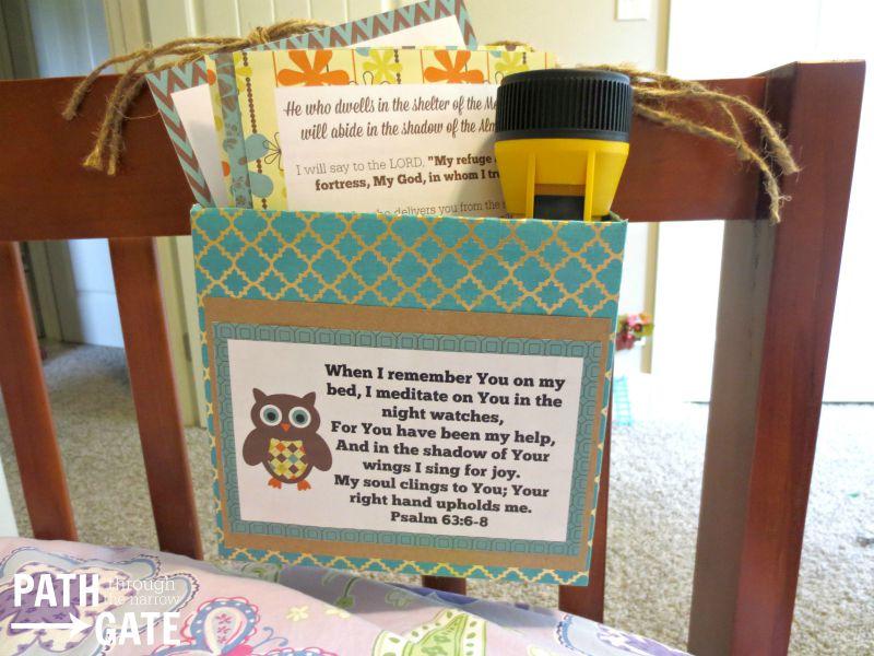 FREE Bible Meditation Box